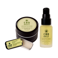 CBD Daily Concentrated Cream Variety Pack