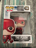 Justice League Flash Pop Vinyl