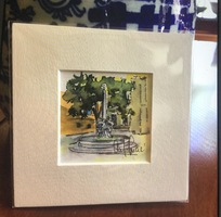 Luxe Provence Box watercolor picture