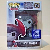 Funko Pop! Steppenwolf