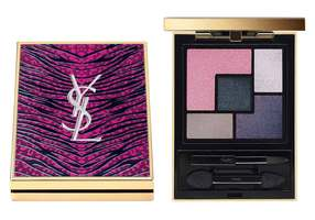 YSL Limited Edition Exclusive Wild Illusion Palette