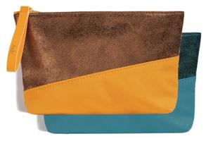 September 2017 Ipsy Bag - Orange/Yellow