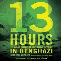 13 Hours in Benghazi Audiobook