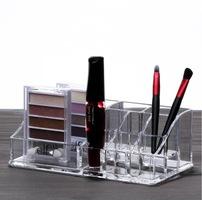 Deluxe Cosmetics Organizer - 9 Compartments