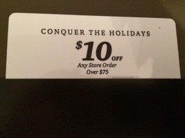 Bespoke Post $10-off gift card