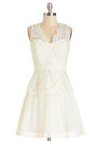 A Perfect Matrimony Dress