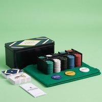 Wild & Wolf Poker Set