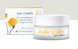 Everclean eye cream