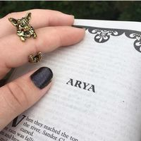 Dire Wolf Ring