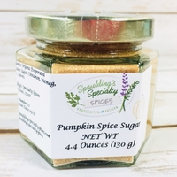 Spaulding's Specialty Spices Pumpkin Spice Sugar