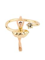 Les Nereides Mini Ballerina Ring