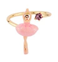 Les Nereides Pas Deux Mini Ballerinas Ring