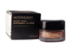 True Mooring moonlight white gold peppermint lip whip