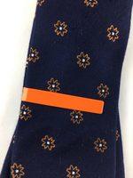 Tie Bar Orange by Brooklyn Strong