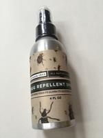 All Natural Deet-Free Bug Repellent