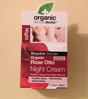 Bioactive Skincare Rose Otto Night Cream