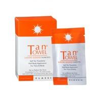 Tan Towels Classic Half Body--5 Pack