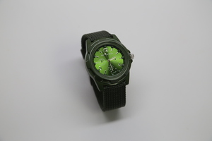 Watch Green Nylon Band from Harrison Blake