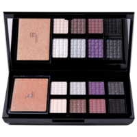 DOUCCE Freematic Eyeshadow Pro Palette smokey