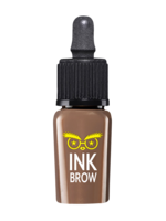 Peripera Wholly Deep Ink Brow #2 Soft Brown