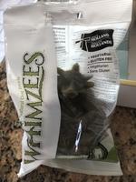 Whimzees hedgehog treat