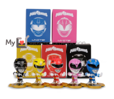 Power Rangers Mini Figure