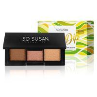 So Susan Glow Dip Bronzing Palette