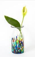 Colorful Bud Vase