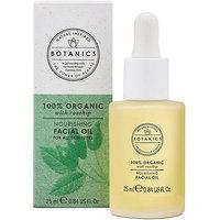 Boots Botanics facial oil