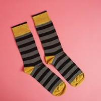 Men's Bespoke Post Black Box socks