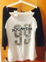 ROCA WEAR Long Sleeve Tshirt XL