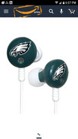 Ihip team logo headphones - Eagles