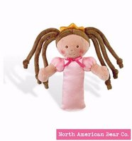 North American Bear Co Princess Rattle