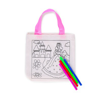 Krafty Kids Canvas DIY Goodie Bag