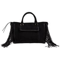 Fringe Tote Bag / Handbag by Summer & Rose