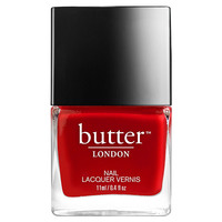 Butter London Nail Polish Come to Bed Red