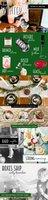 Oak Lane Plaid Dessert Plates