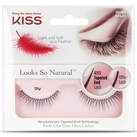 """KISS Looks So Natural Lashes in """"Shy"""""""