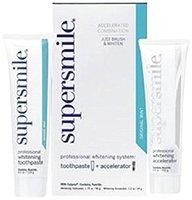 Supersmile Green Tea Jasmine Whitening System Toothpaste & Accelerator