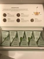 10 Pyramid teabags