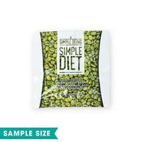 Simple Diet- Green coffee bean dietary supplement sample