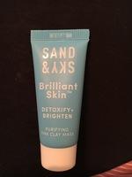 Sand & Sky Detoxifying pink clay mask