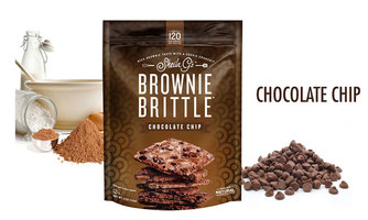 Sheila G's Brownie Brittle - Chocolate Chip
