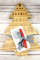 Hallmark Home Holiday Tree Cheese Board