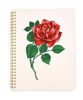 Will You Accept This Rose? Rough Draft Notebook