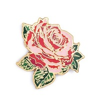 Will You Accept This Rose? Enamel Pin