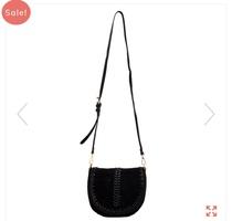 Summer & Rose Saddle Bag