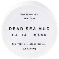Soprano Labs Dead Sea Mud Facial Mask