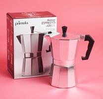 Primula Espresso Maker and Jack's Espresso Beans from Crema Box