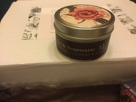 Tokyo Milk Gin &rosewater candle